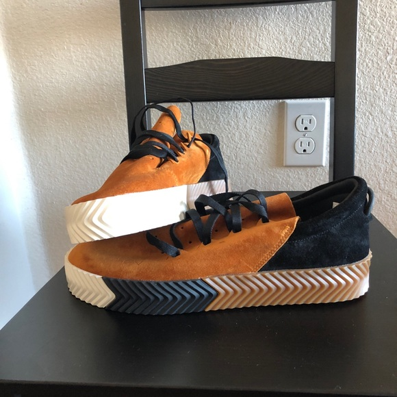 19a3ab4e7 adidas Other - Adidas Alexander Wang Skate Low